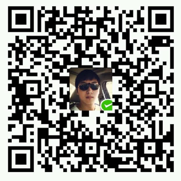 Timothy WeChat Pay